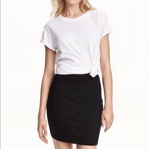 ⭐️4 for $15⭐️H&M Basic Jersey Mini Skirt
